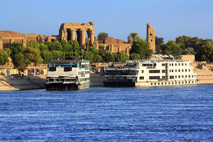 Kom, Ombo, Egypt