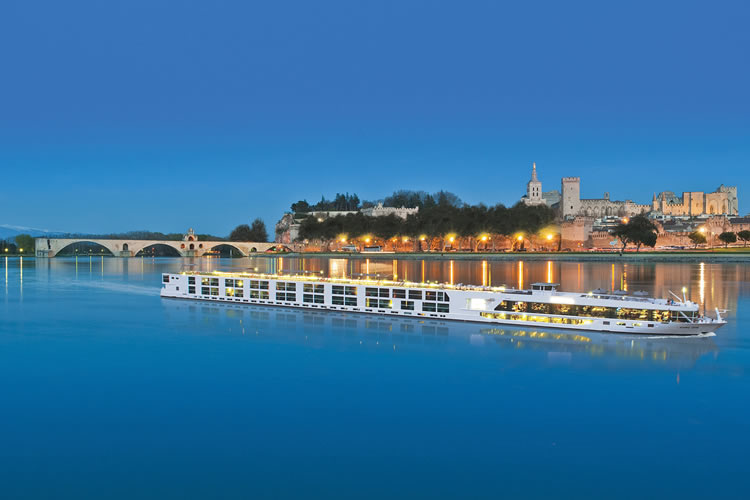 Scenic, Avignon