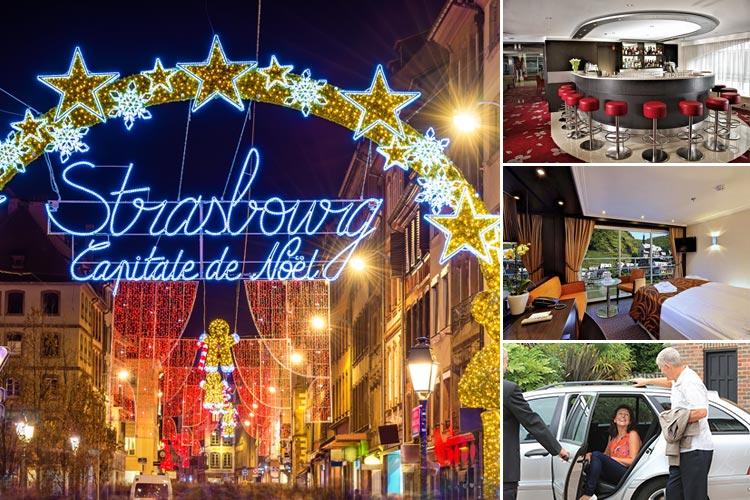 Avalon Christmas Markets Cruise