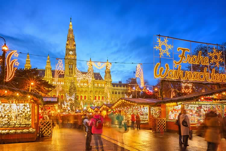 Vienna Christmas Markets Sign