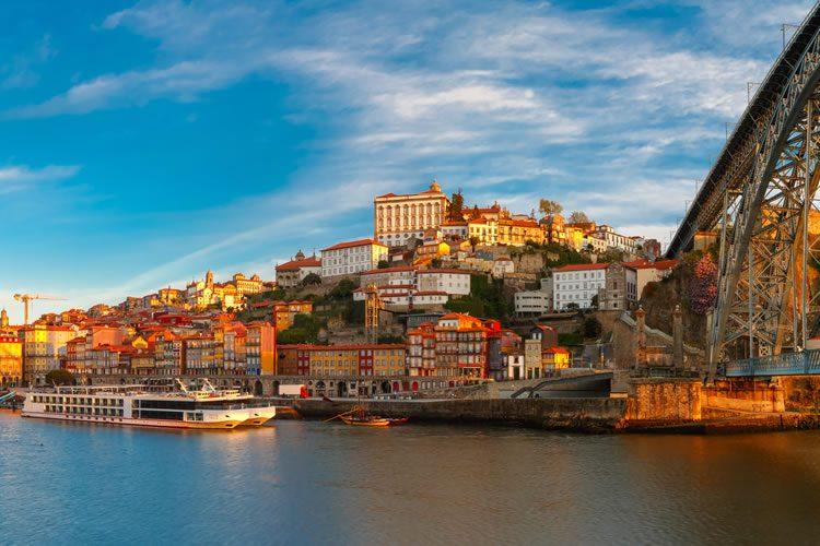 Viking Ship in Porto