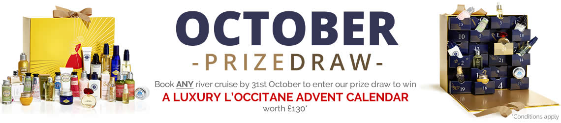 October Prize Draw