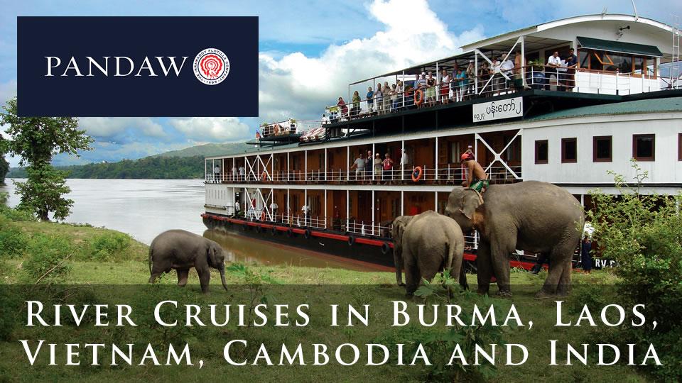 Pandaw River Cruises