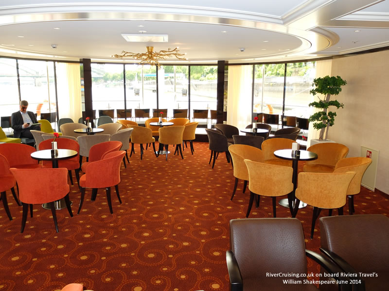 riviera travel william shakespeare globe lounge