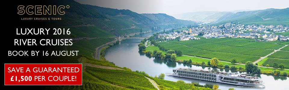 Scenic River Cruises 2016 Preview