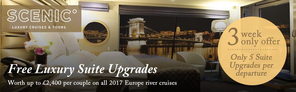 Scenic 2017 Upgrade Offer