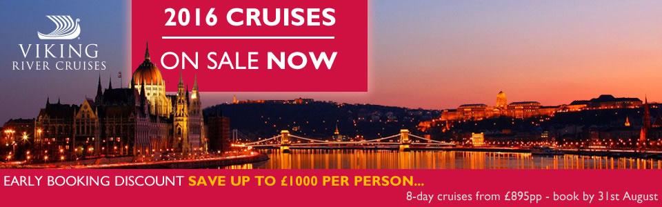 Viking River Cruises 2016