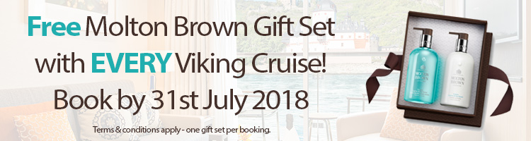 Viking River Cruises Offer