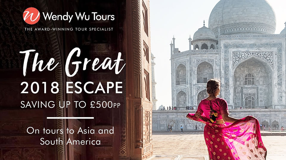 Wendy Wu Tours