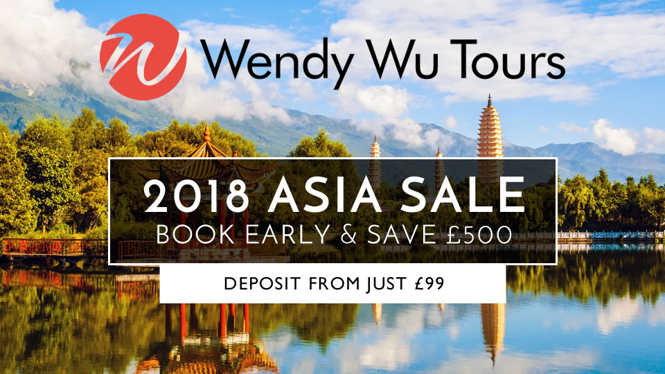 Wendy Wu Asia Tours