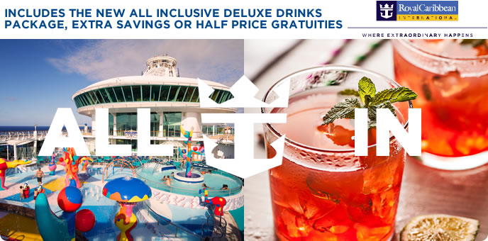 Royal Caribbean - Free Flights to Europe