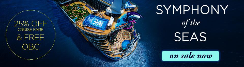 Royal Caribbean - Symphony of the Seas