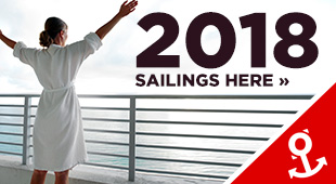 2018 cruises from Southampton