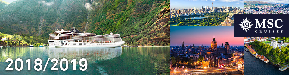 MSC Cruises from Southampton