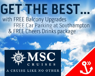 Get the Best with MSC Cruises