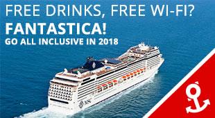 MSC Cruises 2017 2018