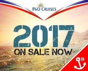 P&O Cruises 2017