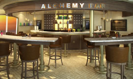 Carnival Sunshine Alchemy Bar