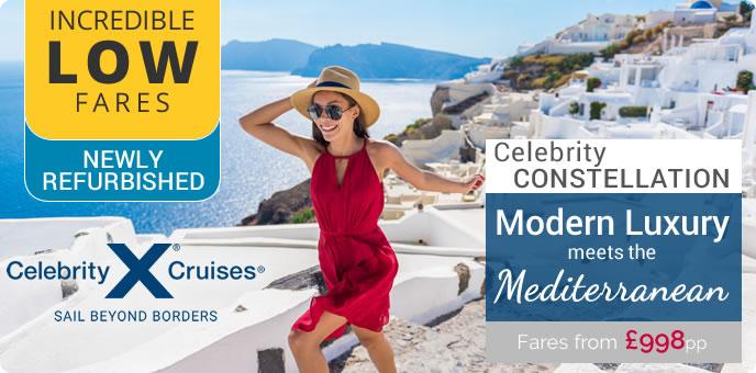 Celebrity Cruises Drinks & Savings