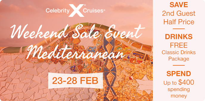 Celebrity Cruises - All Inclusive