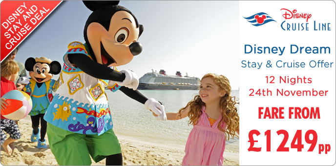 Disney Cruise Offer