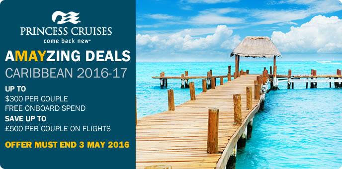 Princess Cruises - Caribbean Sale