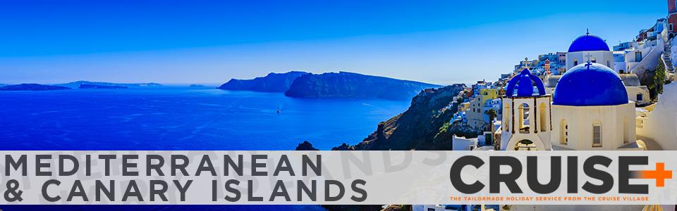 Mediterranean & Europe Package Cruise Offers