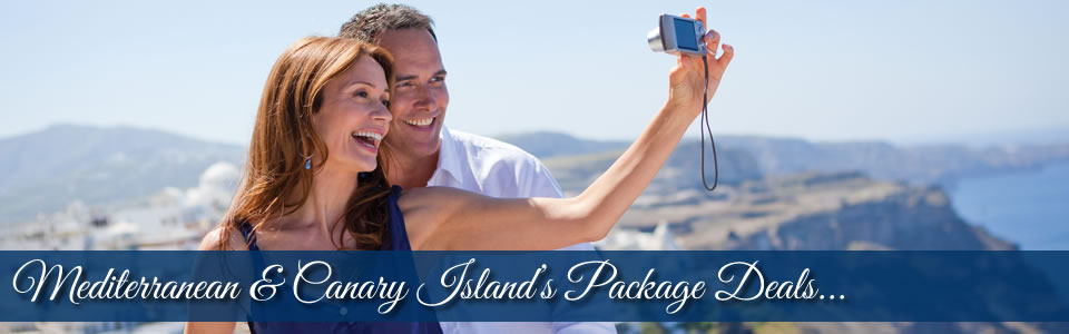 Mediterranean & Europe Package Cruise Offers