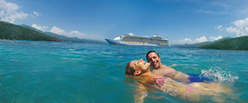 Oasis of the Seas in Labadee