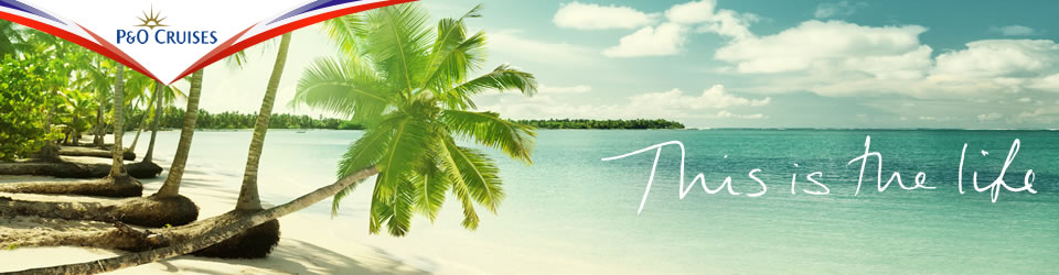 P&O Cruises in the Caribbean
