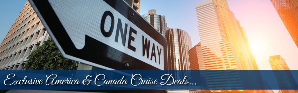America and Canada Package Cruise Offers