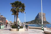 Click to find out more about holidays to Calpe