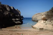 Click to find out more about holidays to Cala'n Blanes