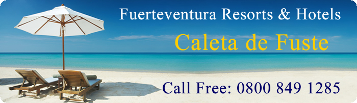 Holidays to Caleta de Fuste