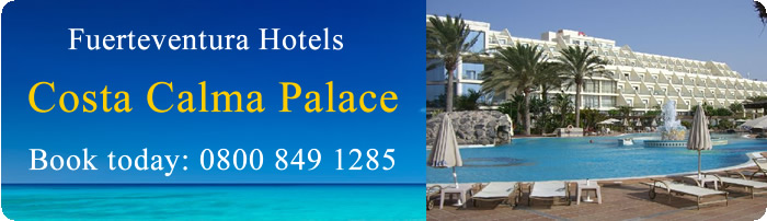 Holidays to Costa Calma Palace