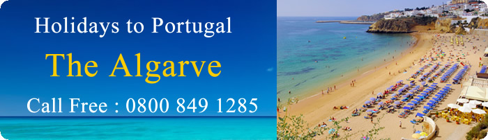 Holidays to the Algarve