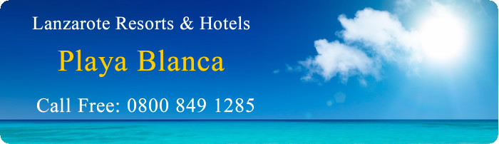 Playa Blanca Holidays