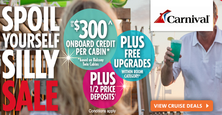 Carnival Cruises from Vision Cruise