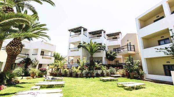 Malia Dedalos Hotel