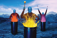 Blue Man Group, Orlando, Florida