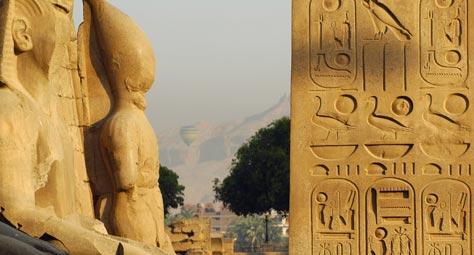 Egypt scene luxo