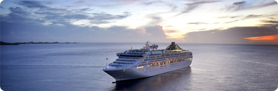 Cruises from the UK