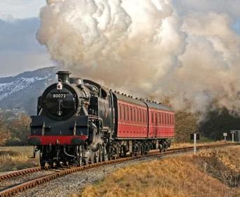 Railways & Castles of Wales