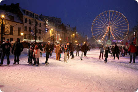 Brussels and Bruges Christmas Markets »