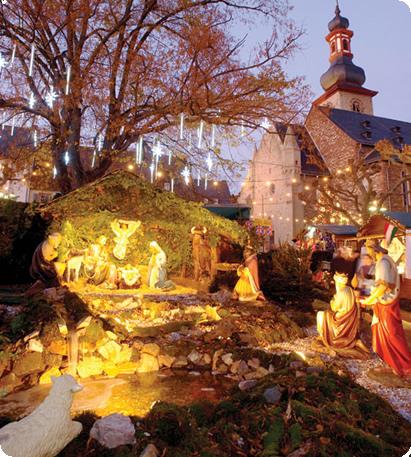 Rudesheim & Koblenz Christmas Markets »