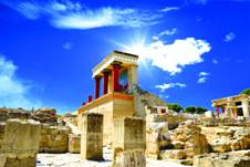 Ancient Knossos