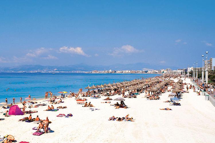 Hotel Oleander Playa De Palma Bilder