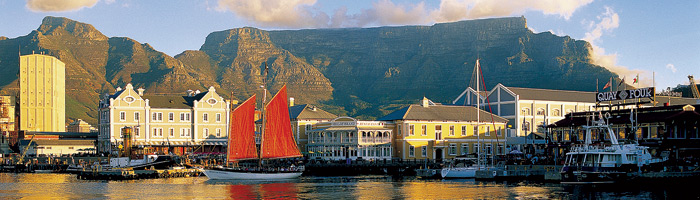 South Africa Cruise Deals