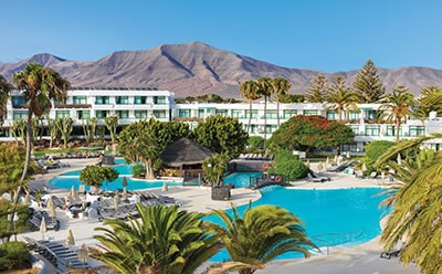 H10 Lanzarote Princess - Playa Blanca