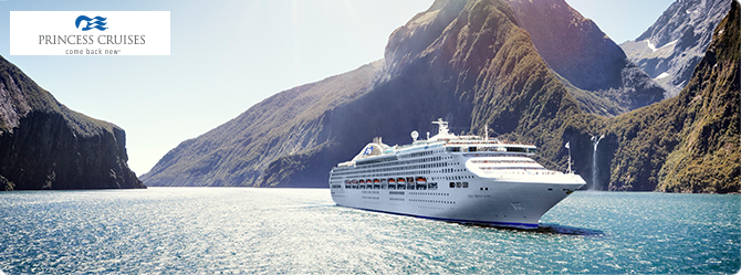 Sea Princess Cruise Ship Deals